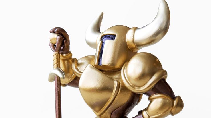 [Act.] Unboxing del pack triple y del amiibo dorado de Shovel Knight