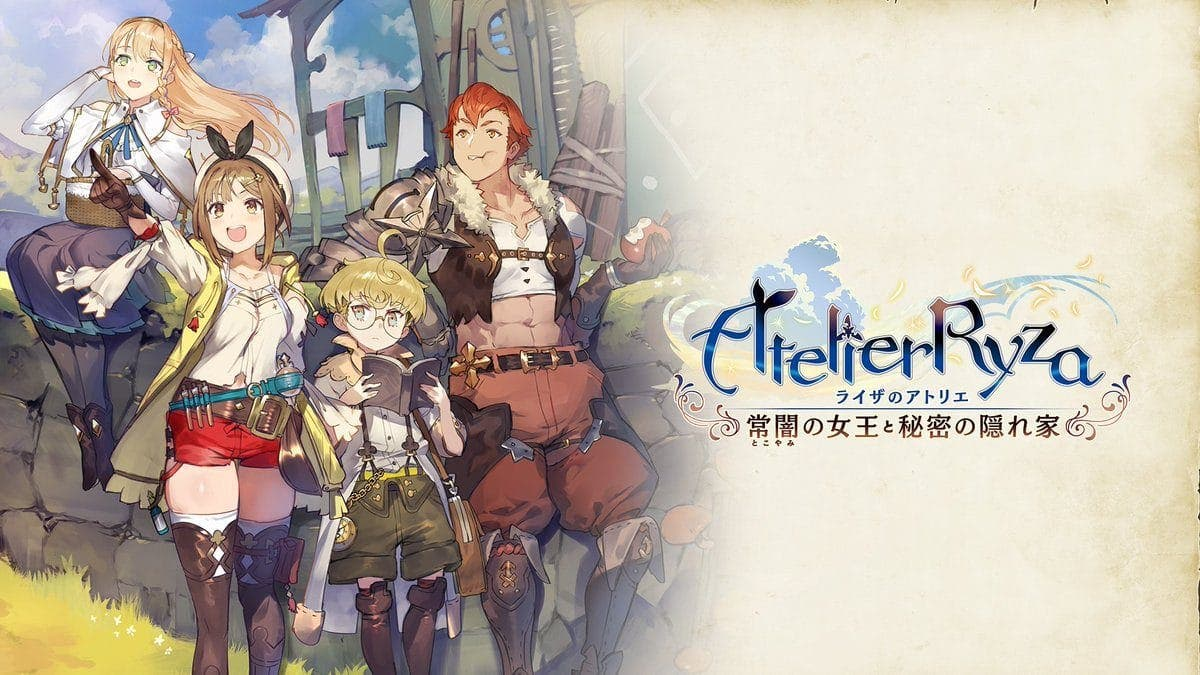 Famitsu puntúa Atelier Ryza: Ever Darkness & the Secret Hideout, Ninja Box, Cardfight!! Vanguard EX y Contra Rogue Corps (18/9/19)