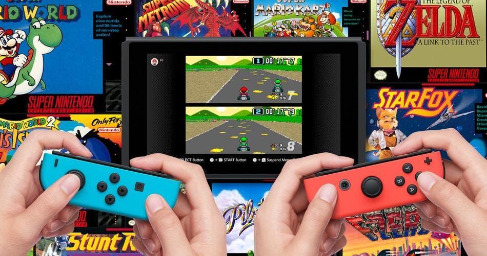 Nintendo recuerda a los usuarios de Nintendo Switch Online que revisen F-Zero y otros títulos clásicos de SNES