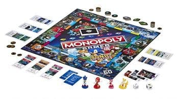 SEGA nos muestra al detalle Monopoly Gamer: Sonic the Hedgehog Edition