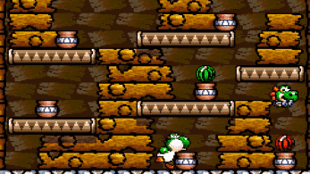 Yoshi's Island cuenta con el modo multijugador secreto en la versión de Nintendo Switch Online