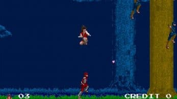 The Legend of Kage llegará mañana a Nintendo Switch bajo el sello Arcade Archives de Hamster