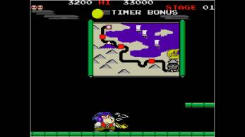 Arcade Archives Mr. Goemon llegará a la eShop de Nintendo Switch el próximo 31 de octubre