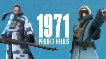 1971 Project Helios confirma su estreno en Nintendo Switch