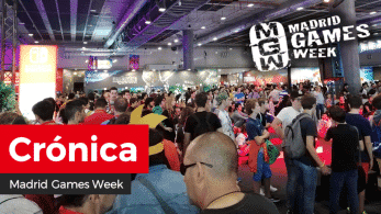 [Crónica] Asistimos a la Madrid Games Week 2019