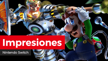 [Impresiones finales] Luigi's Mansion 3 para Nintendo Switch