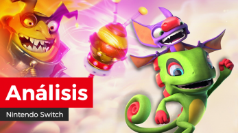 [Análisis] Yooka-Laylee and the Impossible Lair para Nintendo Switch