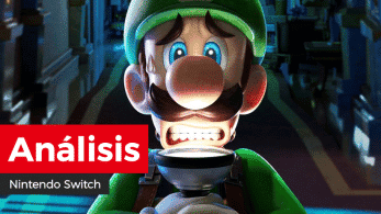[Análisis] Luigi's Mansion 3 para Nintendo Switch