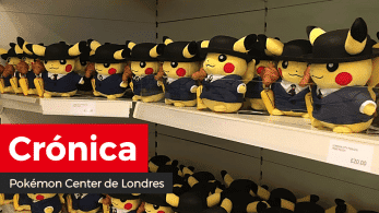[Crónica] Asistimos al Pokémon Center de Londres