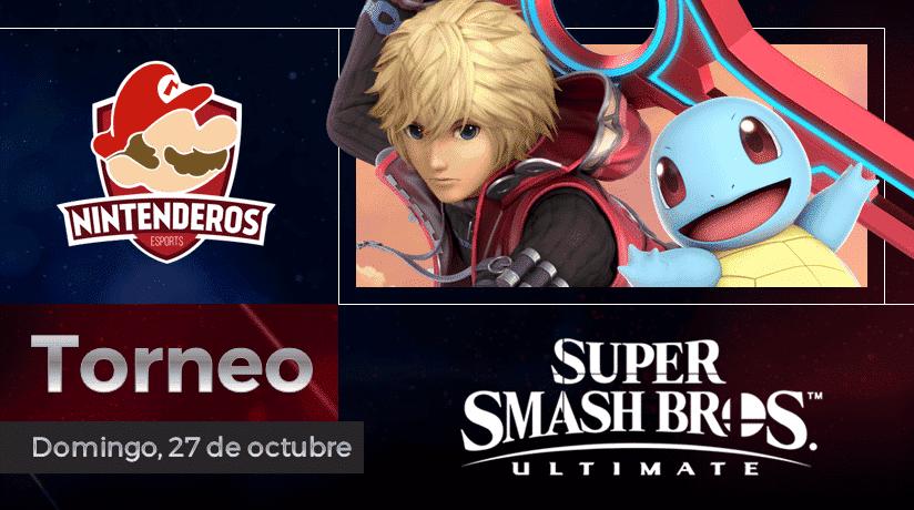 Torneo Super Smash Bros. Ultimate | ¡Segunda vuelta por parejas!