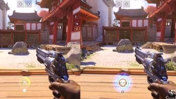 Comparativa en vídeo de Overwatch: Nintendo Switch vs. PC