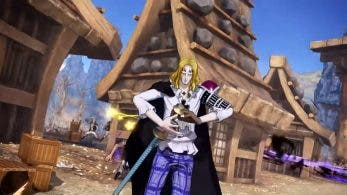 Echad un vistazo al vídeo introductorio de Basil Hawkins en One Piece: Pirate Warriors 4