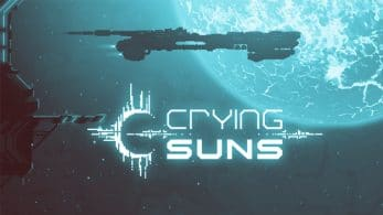 Crying Suns llegará a Nintendo Switch a lo largo del 2020 en Japón