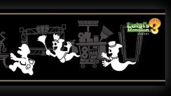 Este es el regalo que pueden llevarse los usuarios que reserven Luigi's Mansion 3 en Hong Kong y Taiwán