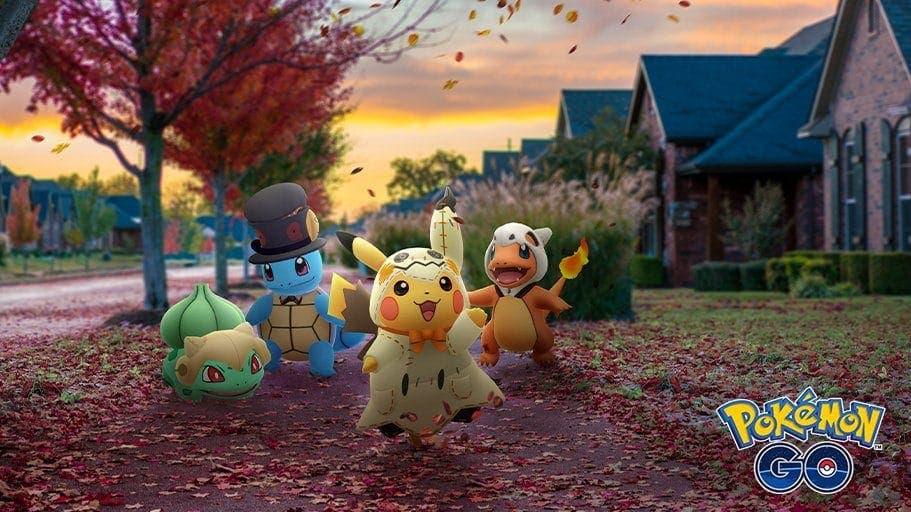 Anunciado el evento de Halloween 2019 para Pokémon GO: Todos los detalles y vídeo