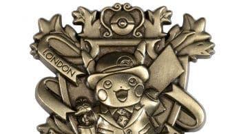 Se desvelan los primeros artículos de merchandise del Pokémon Center de Londres