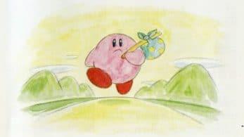 Kirby mandando callar al Rey Dedede es canon