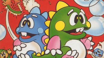 Bubble Bobble 4 Friends incluirá el Bubble Bobble clásico de 1986