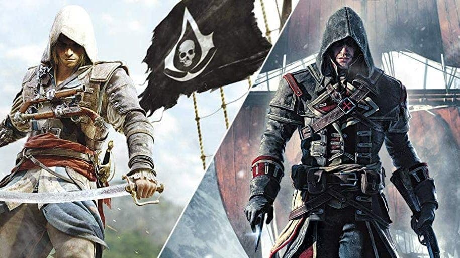 Es soporte de Ubisoft asegura que las copias americanas de Assassin's Creed: The Rebel Collection incluirán los dos juegos en el cartucho