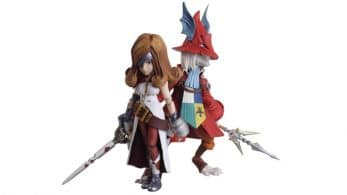 Square Enix venderá un set de figuras de Freya y Beatrix de Final Fantasy IX