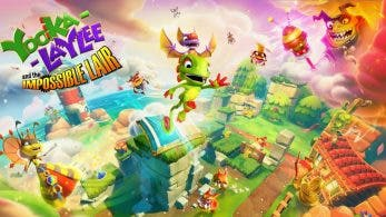 Tráiler de lanzamiento de Yooka-Laylee and the Impossible Lair