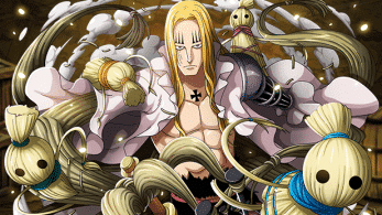 Hawkins será jugable en One Piece: Pirate Warriors 4, Kaido aparecerá como jefe