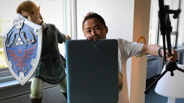 Junichi Masuda llega a San Francisco