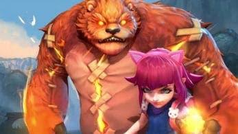 Riot Games está contratando ingenieros con experiencia en Nintendo Switch