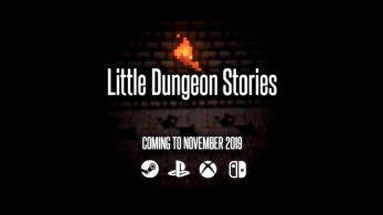 Little Dungeon Stories está de camino a Nintendo Switch