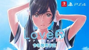 LoveR Kiss se estrena este invierno para Nintendo Switch