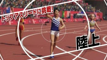 Katsumi Nakamura y Shuhei Tada llegan a Olympic Games Tokyo 2020: The Official Video Game