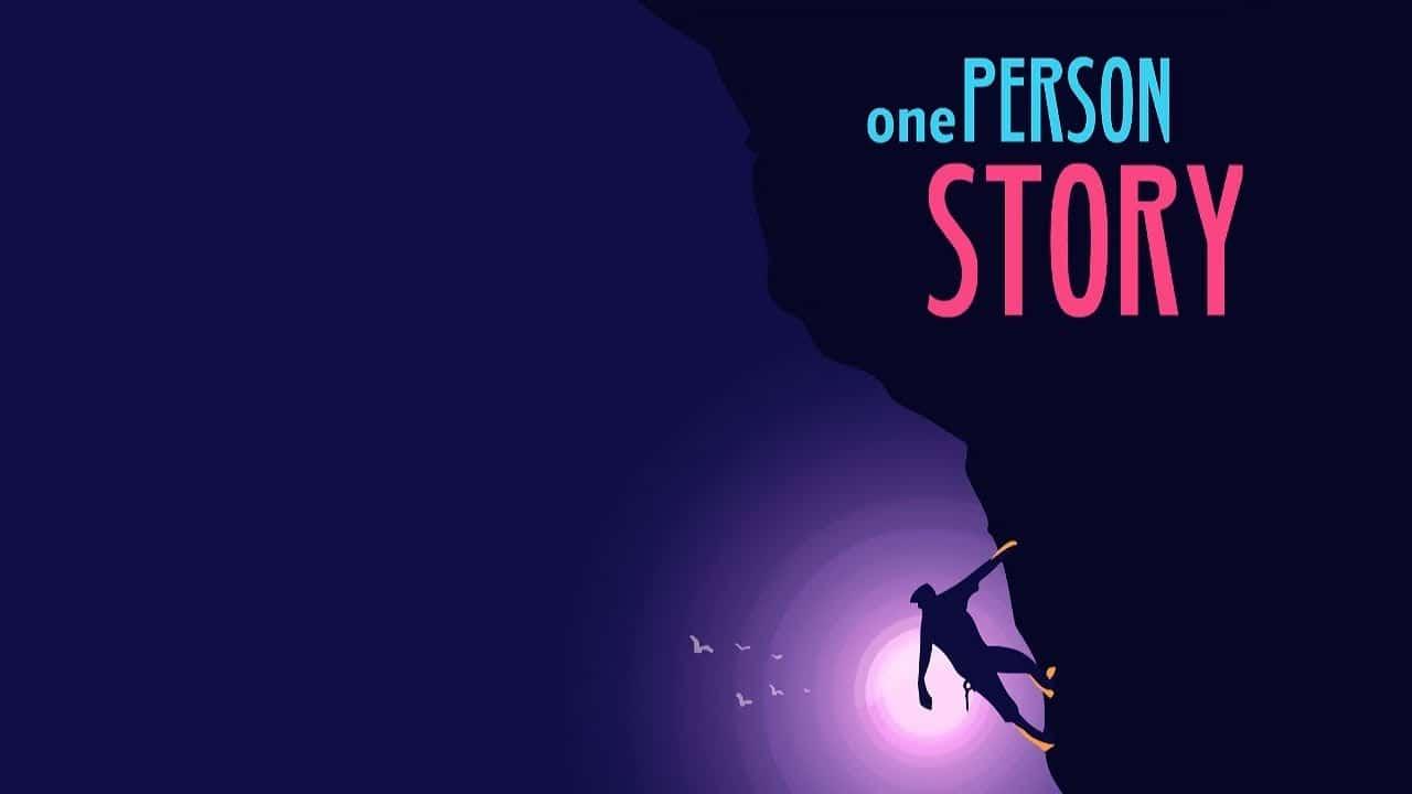 El juego minimalista en 2D One Person Story llegará a Nintendo Switch el 8 de noviembre