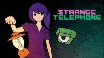 Strange Telephone parece estar de camino a Nintendo Switch