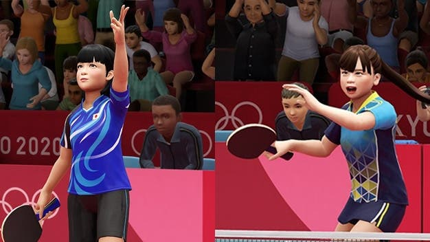 [Act.] Atletas se unen por tiempo limitado a Olympic Games Tokyo 2020: The Official Video Game