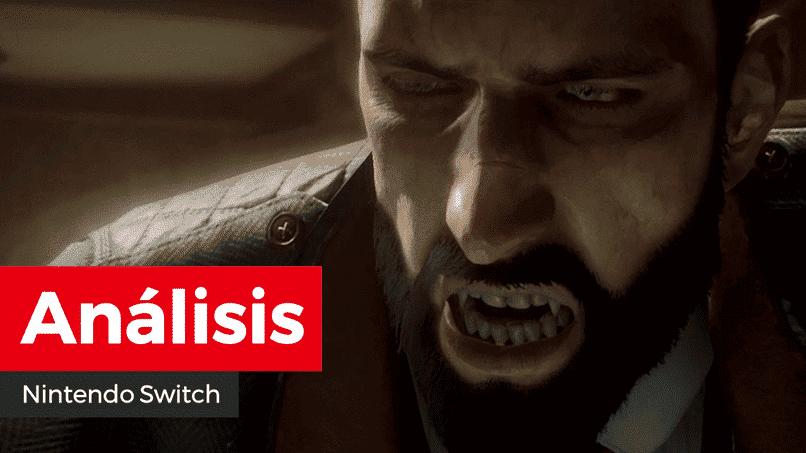 [Análisis] Vampyr para Nintendo Switch