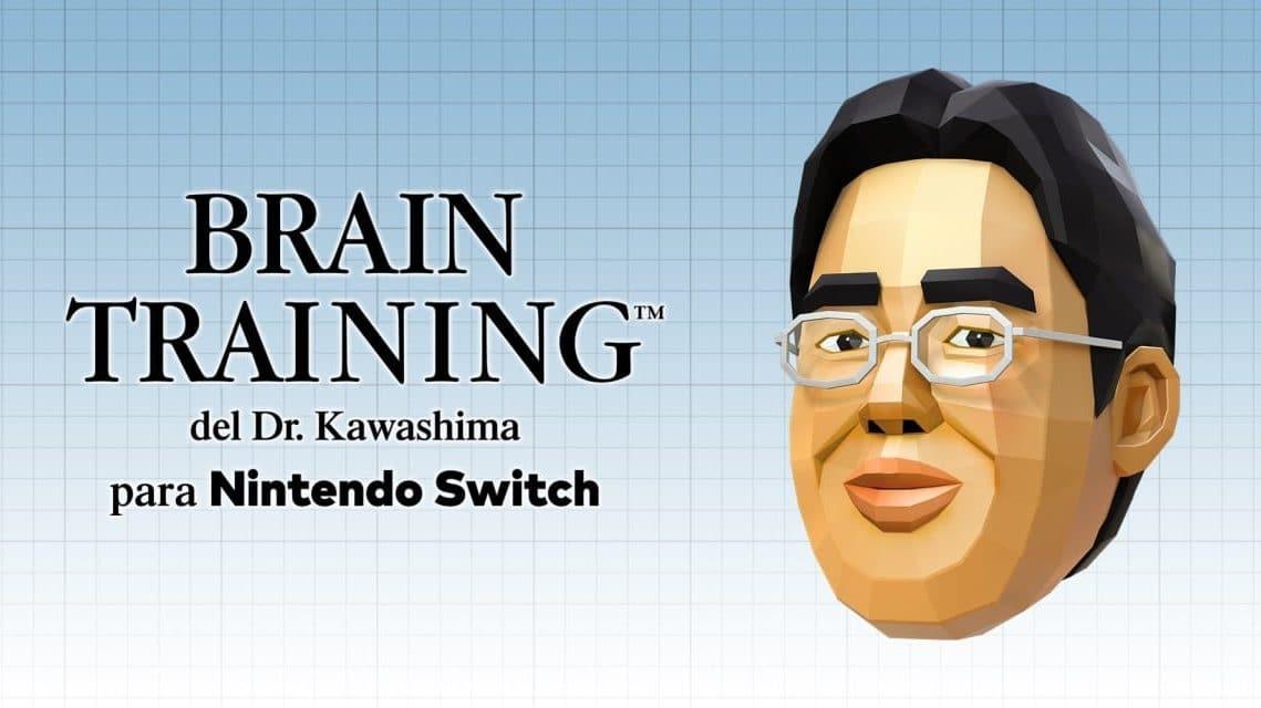 Tráiler de lanzamiento de Brain Training del Dr. Kawashima para Nintendo Switch
