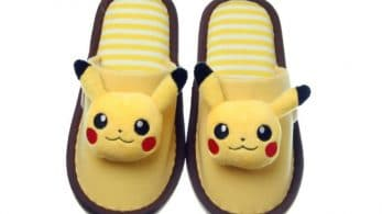 Estas zapatillas de Pokémon para andar por casa ya están disponibles en Japón
