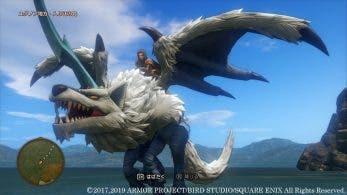 Dragon Quest XI S se actualiza solucionando problemas relacionados con las habilidades de personajes específicos y ciertos equipos
