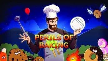 El plataformas 2D Perils of Baking llegará a Switch el 14 de noviembre