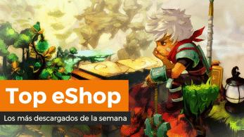 Bastion ha sido lo más descargado de la semana en la eShop de Nintendo Switch (12/10/19)