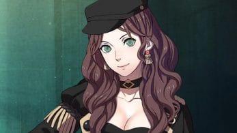 Dorothea es el personaje más popular en Fire Emblem: Three Houses, según un reciente análisis