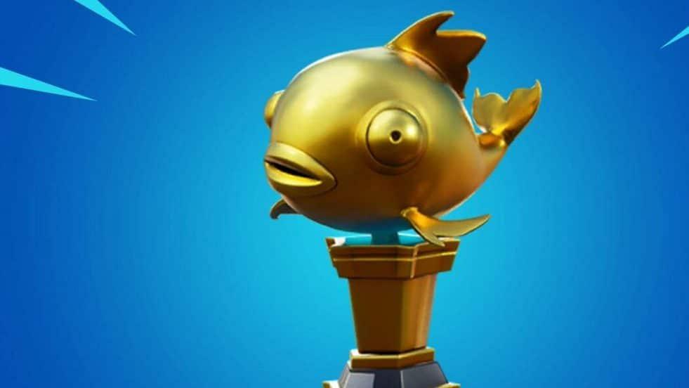 [Act.] Vídeo: La potencia del pez dorado deja sin palabras a los fans de Fortnite