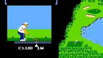 Arcade Archives Golf llega este viernes a Nintendo Switch
