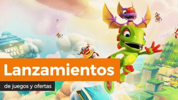 Lanzamientos de juegos y ofertas de la semana en la eShop de Nintendo (3/10/19, Europa y América)