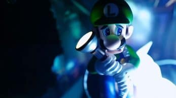 Unboxing de la figura de Luigi's Mansion 3 de First 4 Figures