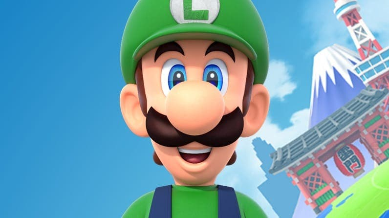 Señales sugieren que Luigi podría debutar pronto en Mario Kart Tour