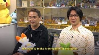Someten a preguntas rápidas a los responsables de Pokémon Espada y Escudo: estos son los puntos más destacados