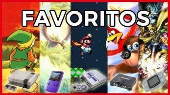 [Vídeo] Juegos favoritos de Nintendo – Opinión de todas las plataformas