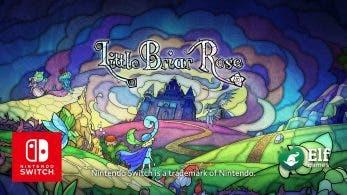 Little Briar Rose, una reimaginación de La Bella Durmiente con vidrieras, llegará a Nintendo Switch el 10 de octubre