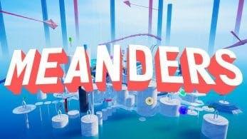 Meanders confirma su estreno en Nintendo Switch para el 7 de noviembre